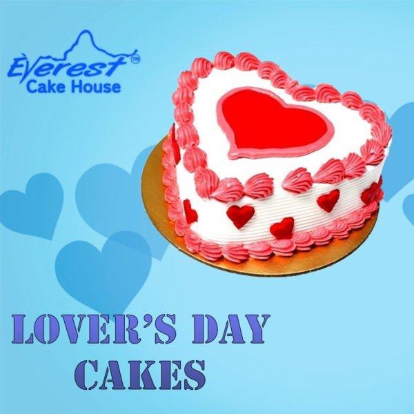 Lover's Day Cake
