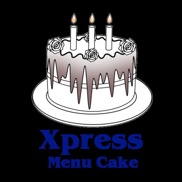 Menu Cake